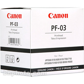Canon PF-03 Đầu in máy Canon khổ lớn