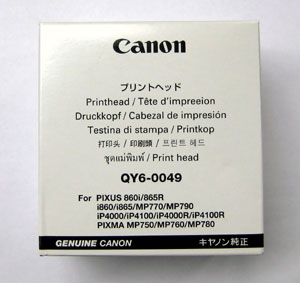 Canon QY6-0049-000 Print head (QY6-0049-000)