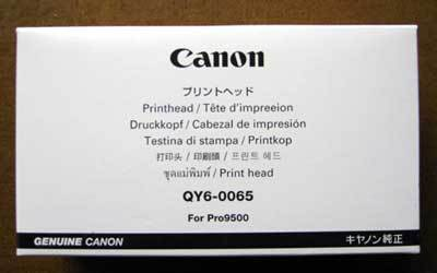 Canon QY6-0065-000 Print head (QY6-0065-000)