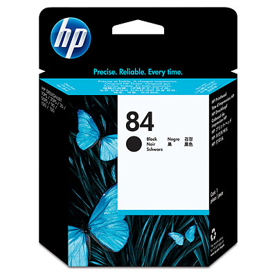 HP 84 Black Printhead (C5019A)