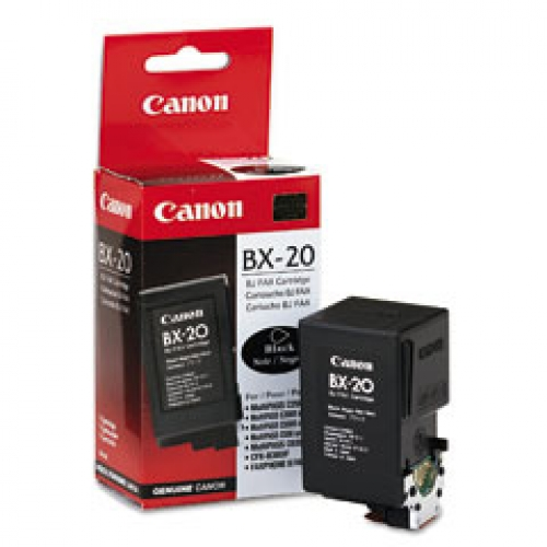 Mực Fax Canon BX 20 Black Ink Cartridgi
