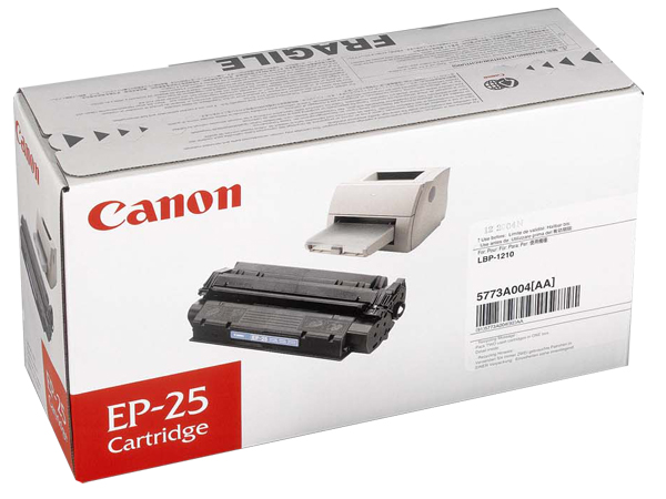 Mực in Canon EP 25 Black Toner Cartridge [EP25]