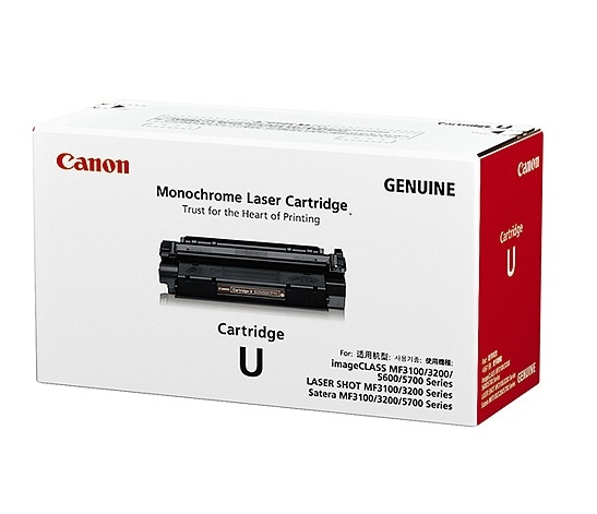 Mực in Canon U Black Toner Cartridge