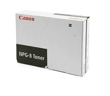Mực Photocopy Canon NPG 8 Black Toner (NPG 8)