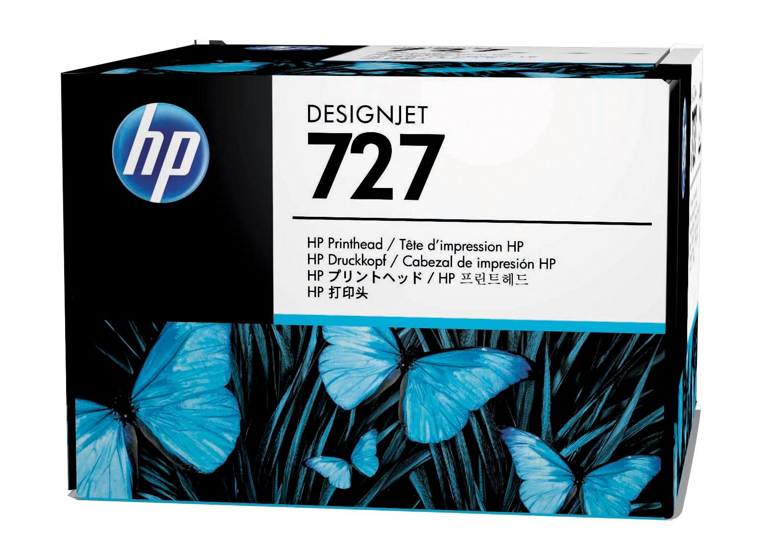 Đầu in HP 727 Designjet Printhead (B3P06A)