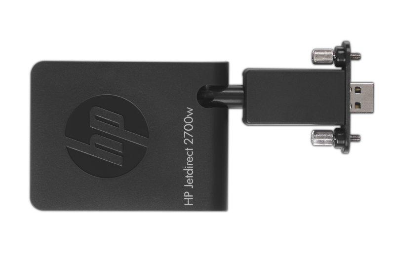 HP Jetdirect 2700w USB Wireless Print Server (J8026A)