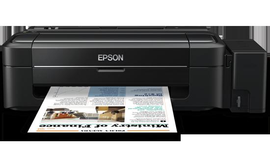 Máy in Epson L300, In, Scan, Copy, in phun màu chính hãng
