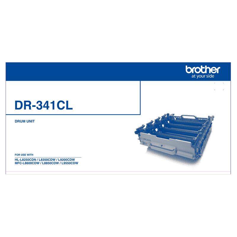 Bộ Drum Brother DR-341CL, nguyên bộ chính hãng (DR-341CL)