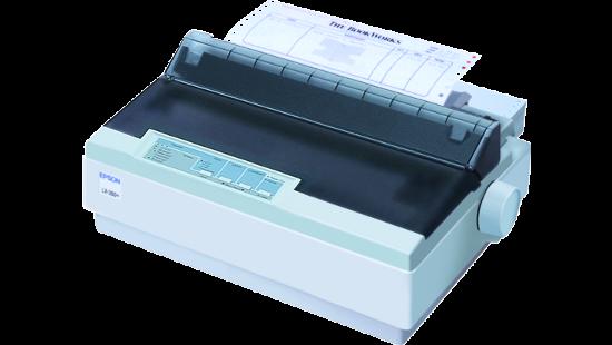 Máy in EPSON LX 300 II,  In kim, 9 kim