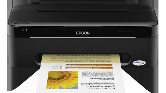 Máy in Epson T13 In phun màu