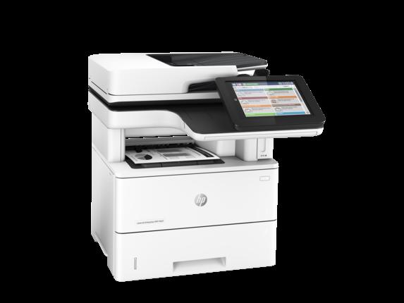 Máy in HP LaserJet Enterprise MFP M527f (F2A77A)