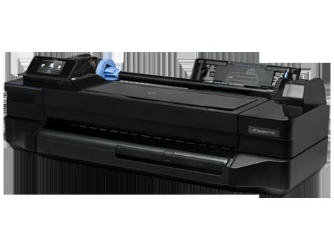 Máy in khổ lớn HP Designjet T120, 24 in ePrinter (CQ891A)