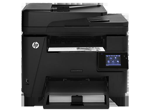 Máy in Laser trắng đen HP LaserJet Pro MFP M225dw (CF485A)