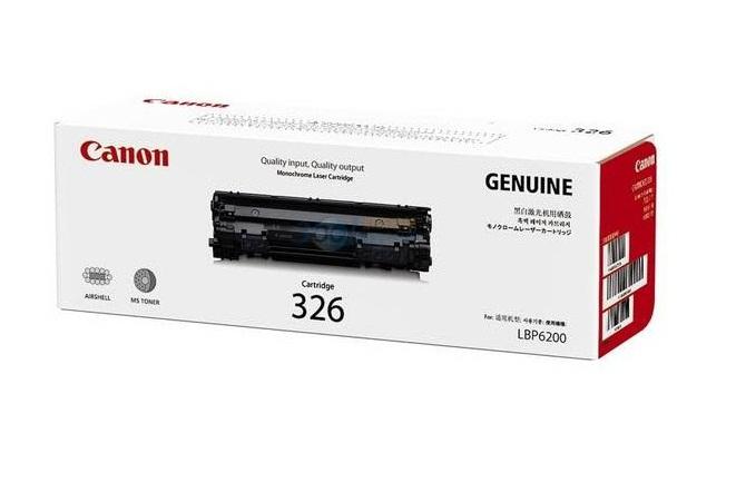 Mực in Canon 326 Black Toner Cartridge