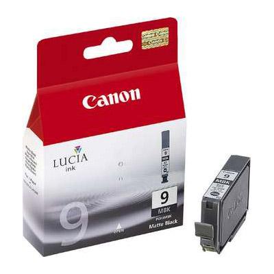 Mực in Canon PGI 9 Matte Black Ink Tank