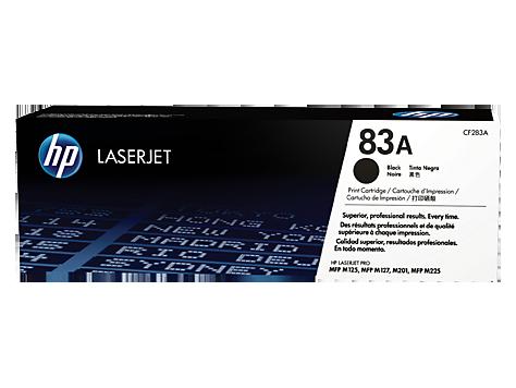 Mực in HP 83A Black Original LaserJet Toner Cartridge (CF283A)