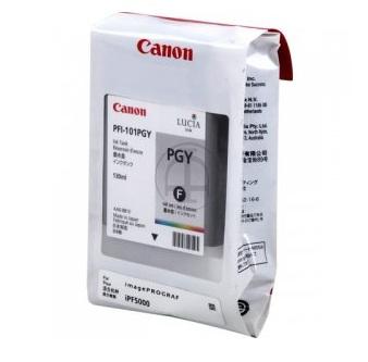 Mực in Mực bóng xám Canon PFI-101PGY